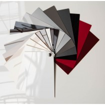 Acrylfarbmuster für Senosanfronten