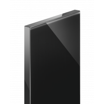 Glasfront glänzend